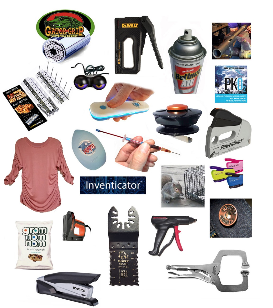 Invention City Products
